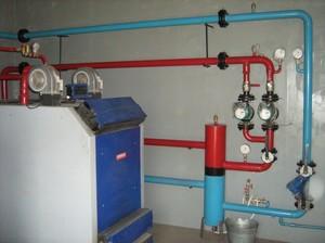 Обвязка котла отопления